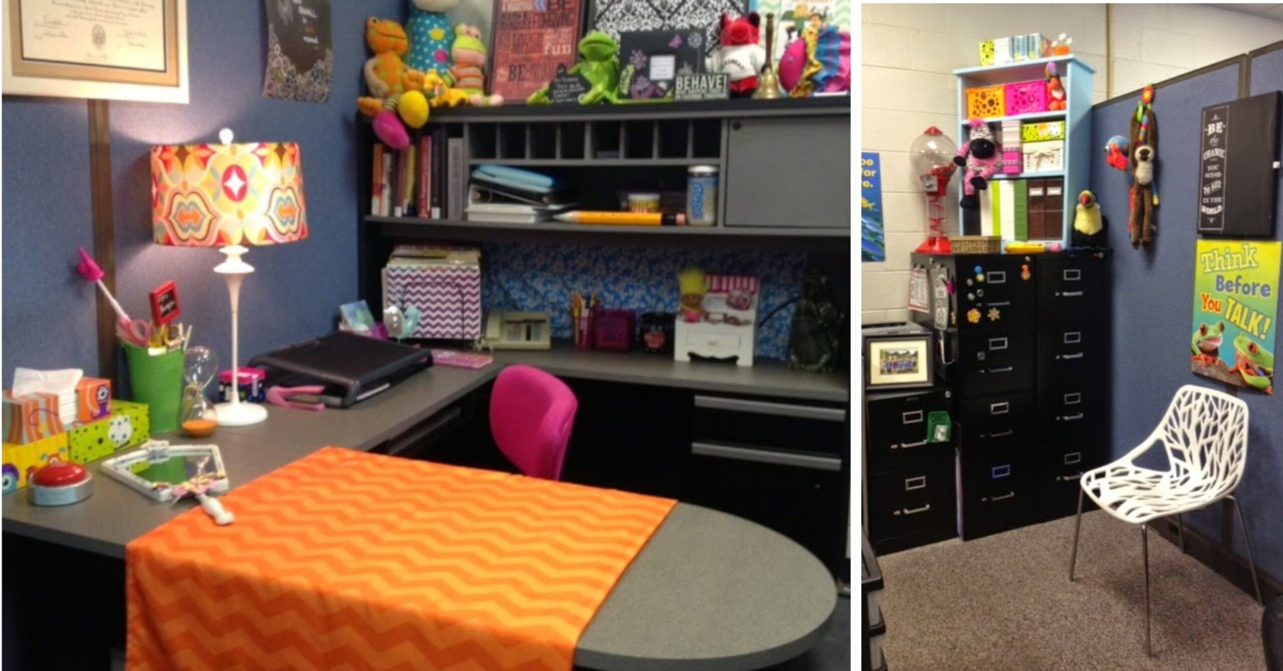 Decorate a School Counselor's Office on a Budget