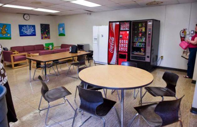 The Teacher's Lounge