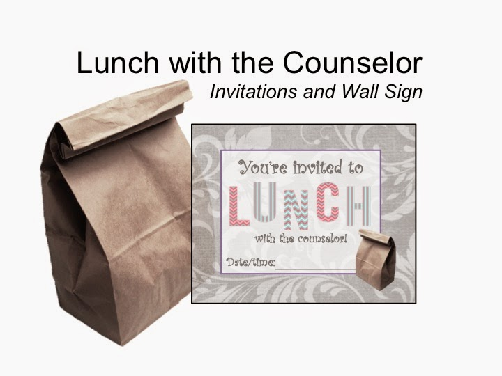 Lunch with the Counselor