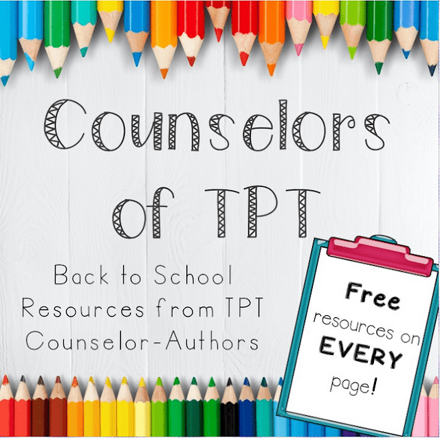 Back to School Counseling Resource