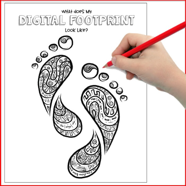 digital footprint and online safety