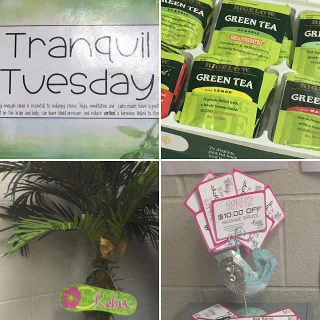 reduce teacher stress with tea