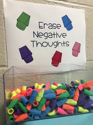 reduce teacher stress with positive thinking