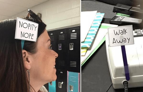 reduce teacher stress with self-care