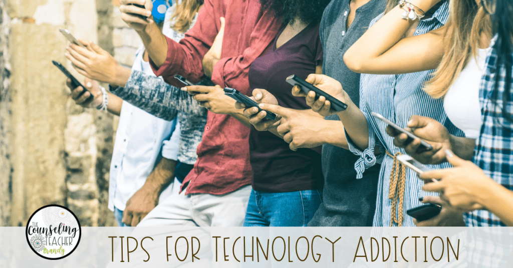Technology addiction tips