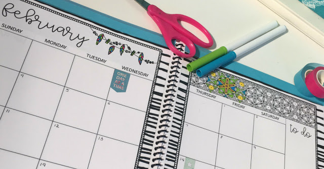 school counselor planner