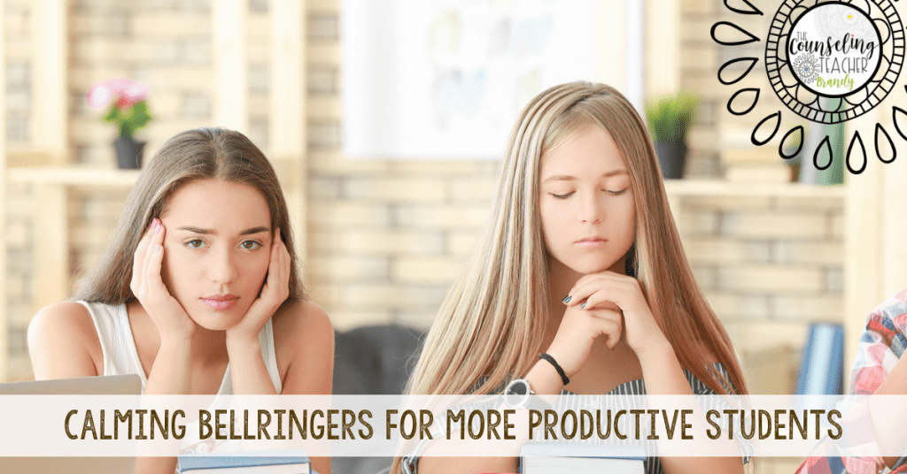 Calming Bellringers for a More Productive Day with Students
