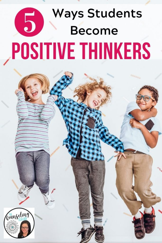 5 ways to become a positive thinker