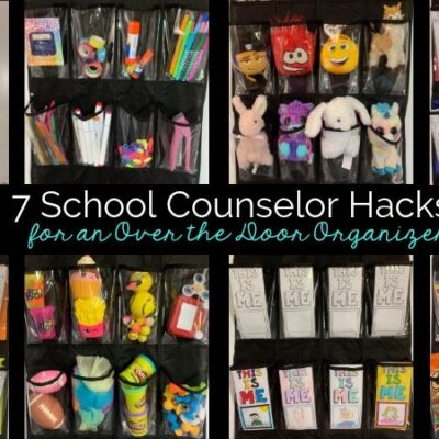 School Counselor Office Hack