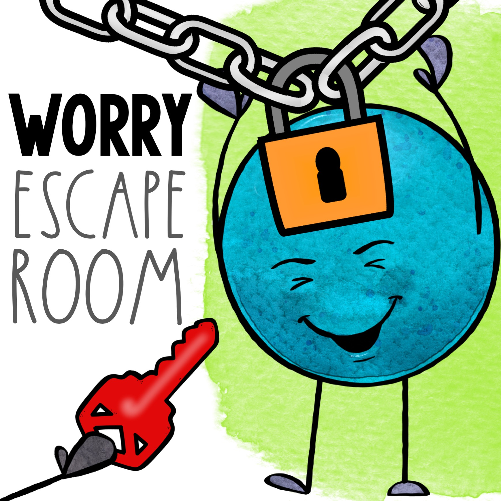 worry escape room game