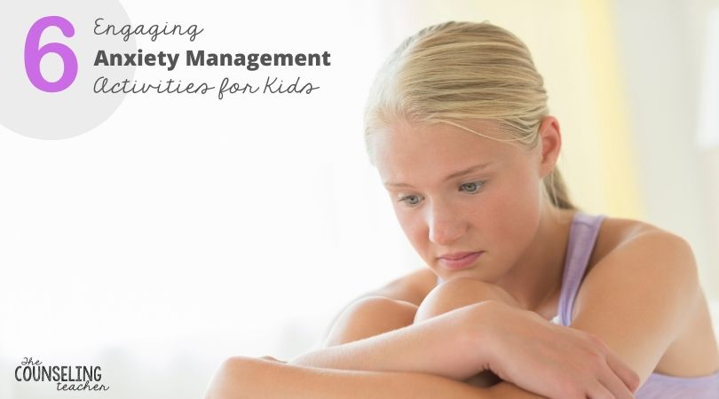 6 Engaging Anxiety Management Activities for Kids