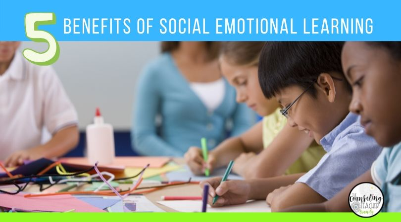 5 Major Benefits of Social-Emotional Learning