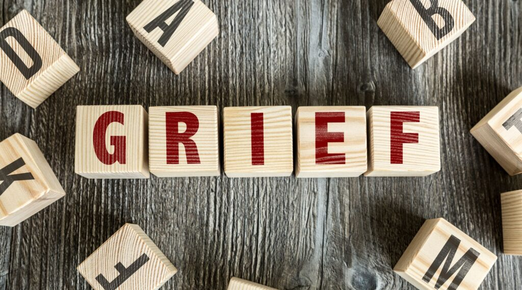 talking to kids about grief