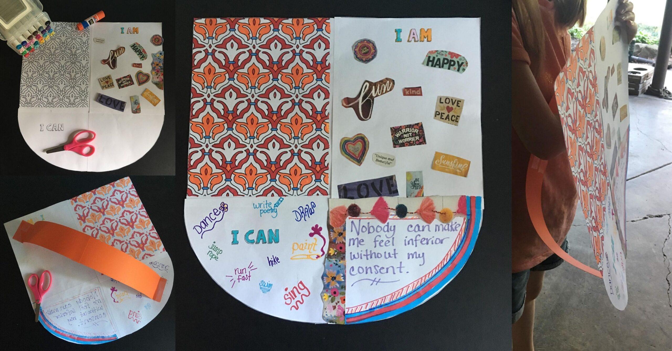 self-esteem craft