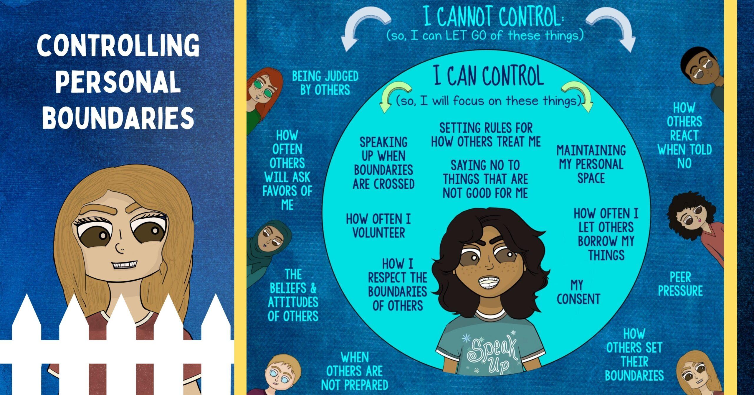 controlling personal boundaries